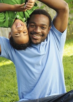 Fatherhood image